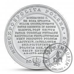 50 złotych - Zygmunt II August
