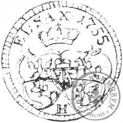 szeląg - H - AUGUSTUS