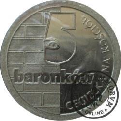 5 baronków / Żory - Baranowice (alpaka)