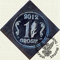 1 grosik pyskowicki - 2012 (klipa - Ag)