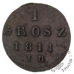 1 grosz - IB