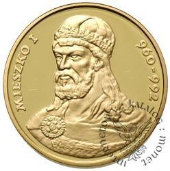 2000 złotych - Mieszko I