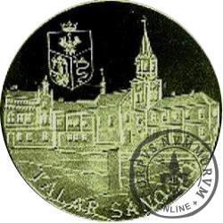 1 talar sanocki / 125 lat Towarzystwa Gimnastycznego SOKÓŁ (emisja VIII - mosiądz oksydowany)
