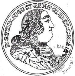 talar - IDB, 1 rząd napisów