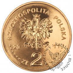 2 złote - Europa bez barier - 100-lecie Towarzystwa Opieki nad Ociemniałymi