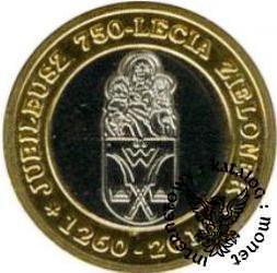 JUBILEUSZ 750-LECIA ZIELONEK