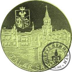 1 talar sanocki / WOŚP 2014 (emisja VIII - mosiądz)