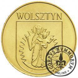 6 dukatów - Wolsztyn (I emisja - golden nordic z tampondrukiem)