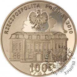 100 złotych - 25. rocznica Trybunału Konstytucyjnego