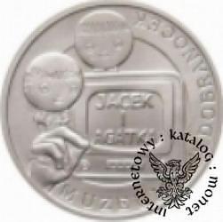 49 dobranocek - JACEK I AGATKA (Ag z tampondrukiem)