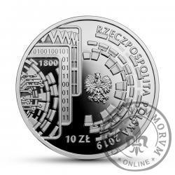10 złotych - 100-lecie powstania PKO Banku Polskiego