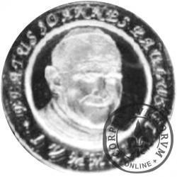 10 denarów - DENARIUS X (alpaka) / Bazylika Św. Piotra na Watykanie / Jan Paweł II - BEATYFIKACJA