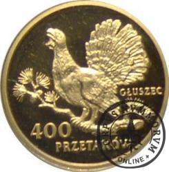400 przetaków - Głuszec