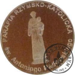 Ruda Różaniecka 50-lecie parafii św. Antoniego Padewskiego (golden nordic)