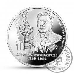 10 złotych - Sejm Ustawodawczy 1919-1922