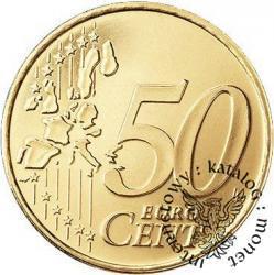 50 euro centów - Jan Paweł II