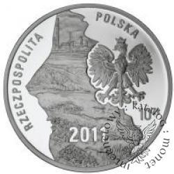 10 złotych - powstania śląskie