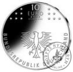 10 euro - 600 rocznica Soboru w Konstancji