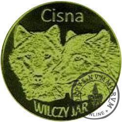 1 zakapior 2012 / CISNA - WILKI (mosiądz oksydowany)