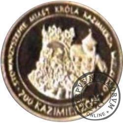 700 kazimierzów - Grybów