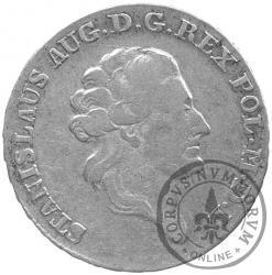 dwuzłotówka - 8 groszy