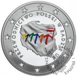 10 złotych - przewodnictwo Polski w UE