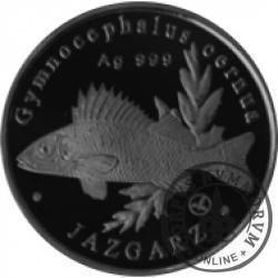 100 złotych rybek (Ag oksydowane) - XXVI emisja / JAZGARZ