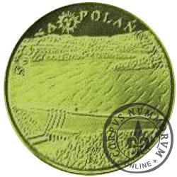 1 zakapior 2012 / SOLINA (mosiądz oksydowany)