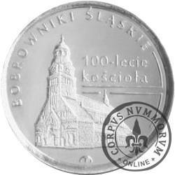 100. lecie kościoła w Bobrownikach Śląskich (Ag)