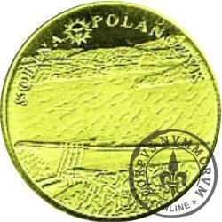 1 zakapior 2013 / SOLINA (mosiądz)