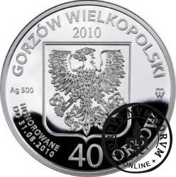 40 orłów - Półgrosz 1549 / Zygmunt II August (Ag)