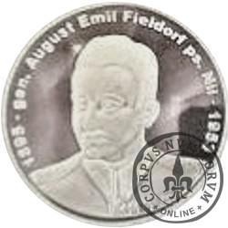 "10 wilków (Ag) - gen. August Emil Fieldorf ""Nil"""