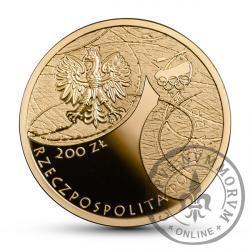 200 złotych - Soczi 2014