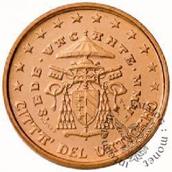 1 euro cent - Sede Vacante
