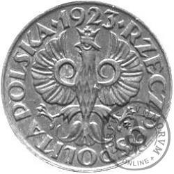 1 grosz - nikiel