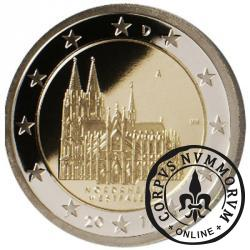 2 euro (A) - Katedra Św. Piotra i Najświętszej Maryi Panny