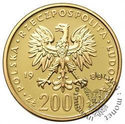 2000 złotych - Bolesław Chrobry