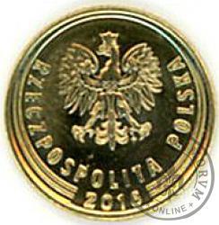 1 grosz +