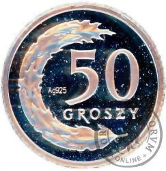 50 groszy - miniatura - Ag