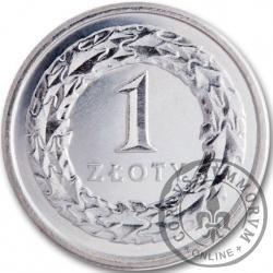 1 złoty - miniatura