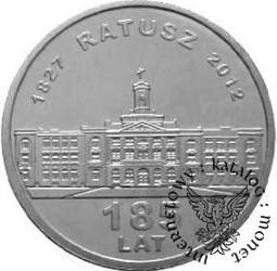 2 dukaty - RATUSZ (Ag.925)