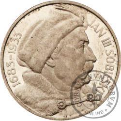 10 złotych - Sobieski st. L