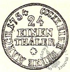 grosz (1/24 talara) - EDC