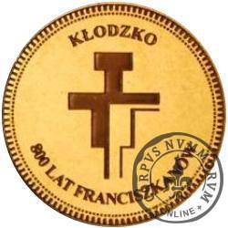 1 talar kłodzki 2009 - 800 lat Franciszkanów w Kłodzku