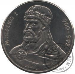 50 złotych - Mieszko I