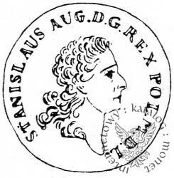 złotówka - 4 grosze