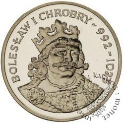 200 złotych - Bolesław I Chrobry