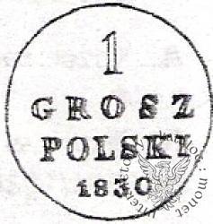 1 grosz - KG