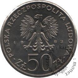 50 złotych - Ignacy Łukasiewicz