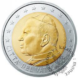 2 euro - Jan Paweł II